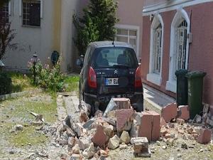 Gökçeada'da 24 saatte 103 deprem kaydedildi