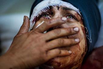 Suriye'de rutin katliam: 70 ölü