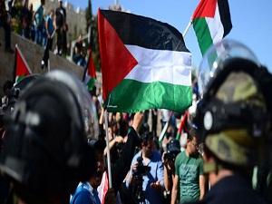 Gazze'de Özgürlüklerin Kısıtlanması Protesto Edildi