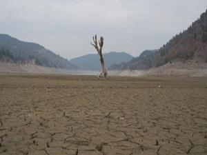 İstanbul'un suyu günbegün azalıyor