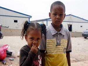 Kaddafi yanlısı 42 bin Tuvargalı 4 yıldır mülteci