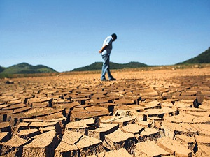 Brezilya'da rekor kuraklık