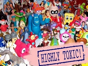 Çin, zehirli oyuncakları yasaklıyor