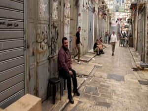 İsrail ordusu beş iş yerini yıktı!