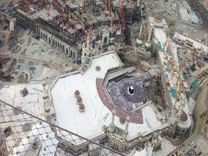 Kabe'nin genişletilmesi için 13 bin emlak istimlak edildi