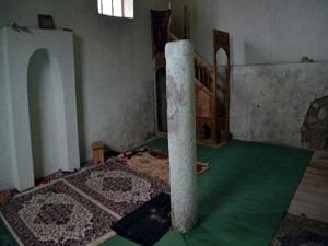Tarihi caminin son hali şaşkına çevirdi