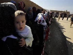 Suriye'ye yardımları bürokrasi de engelliyor