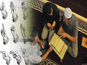 İşaret Diliyle Kur'an-ı Kerim Öğrenme Heyecanı