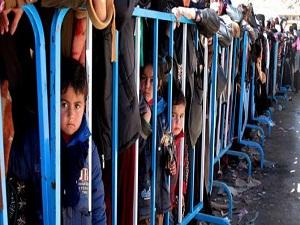 AB'den mülteci başına 6 bin avro
