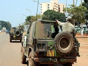 Fransa Orta Afrika Cumhuriyeti'nden askerini geri çekecek