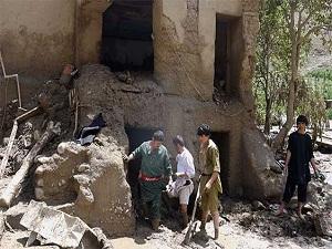 Afganistan'da sel felaketi: 100 ölü