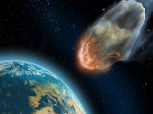 Göktaşı satte 50 bin km hızla Dünyaya yaklaşıyor