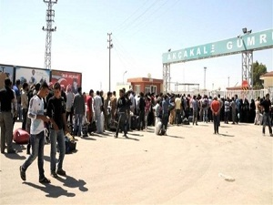 400 Suriyeli evine döndü