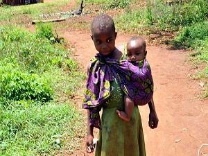 Tanzanyalı yetimlere yardım eli