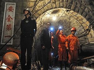 Çin'de kömür madeninde grizu patlaması