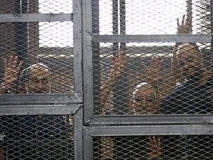 Mısır'da darbe karşıtları reddihakim talebinde bulundu
