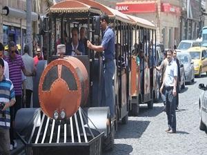 Mardin'de turistler için alternatif gezi aracı