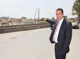 Bornova'da trafiği rahatlatacak proje