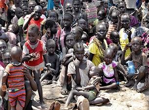 BM: G. Sudan'da binlerce çocuk açlıktan ölebilir