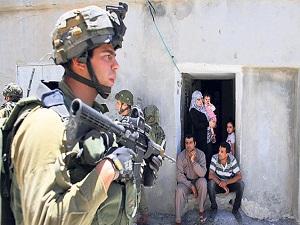 İsrail'den meclis başkanı dahil 40 Filistinliye gözaltı