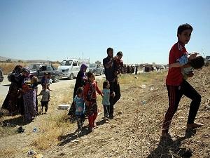 İki Ateş Arasında Kalan Türkmenlerin Yürek Burkan Dramı