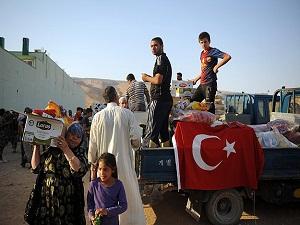 Türkiye'den Irak'taki Türkmenler'e yardım eli