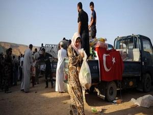 Kızılay Türkmen bölgesine kamp kuracak
