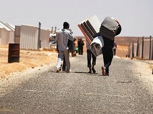 Kürt bölgesinde 6 kişiden biri sığınmacı