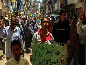 Mısır tarihinde görülmedik insan hakları krizi var