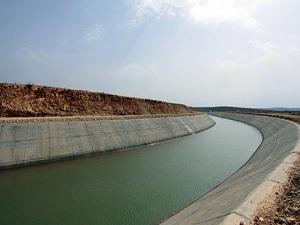 270 Milyon TL Gelir Sağlayacak Suruç Ovasına İlk Su Verildi