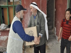 İhtiyaç sahiplerine Ramazan bereketi