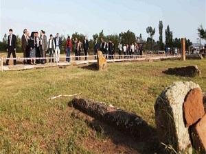 Barış süreciyle Ahlat'ta turist sayısı arttı