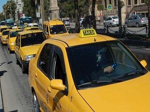 Artık taksiciler bunu yapamayacak
