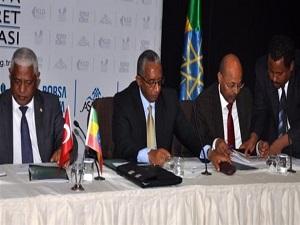 Afrika ile ticaret hacmi hızla büyüyor