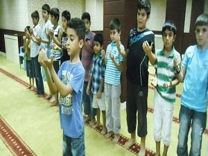 23 cami çocuklara tahsis edildi
