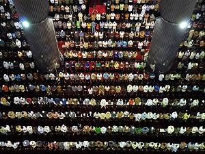 Ramazanı ilk Pasifik ülkeleri karşılayacak