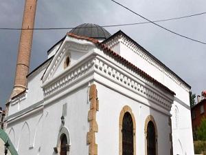 Kütahya'daki tahiri cami yeniden ibadete açıldı