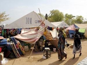 Kamplardaki vatandaşlara evlerine dönme çağrısı