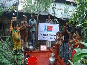 Bangladeş'e 7 kuyu daha