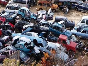 Türkiye hurda araç kullanıyor