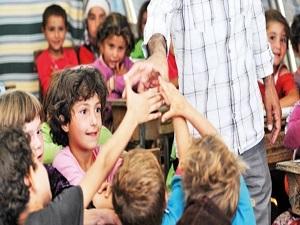Kalpler Suriye için ağlıyor