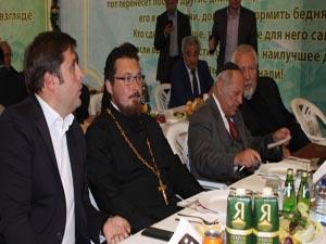 Farklı din temsilcileri Moskova'da iftarda buluştu