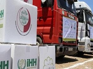 İHH'dan Kırımlı Müslümanlara yardım