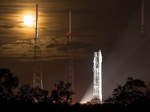 NASA'nın Karbon İzleme Uydusu uzaya gönderildi