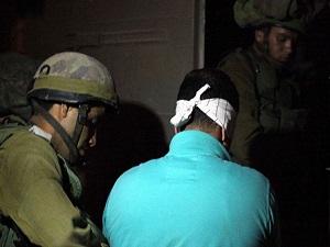 Gözaltına alınan Filistinli sayısı 639'a ulaştı,