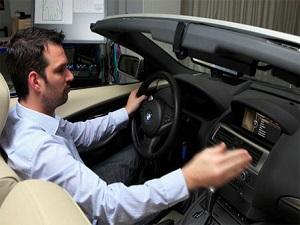 Otomobilinizi mimiklerinizle kontrol edebileceksiniz