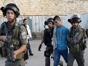 İsrail askerleri 33 Filistinliyi daha gözaltına aldı