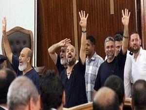 İhvan üyesi 10 kişinin idam kararına onama