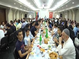 Azerbaycan'da ramazan coşkusu
