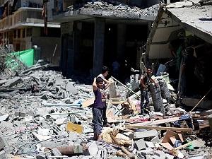 İsrail'in Gazze'de kararttığı hayatlar